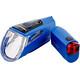 Trelock LS 460 I-GO POWER+LS 720 Zestaw oświetlenia niebieski